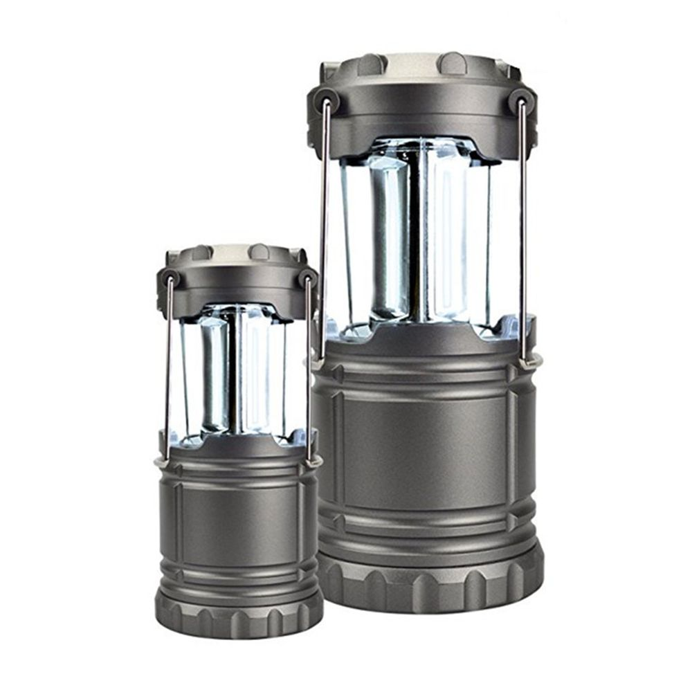 Portable Outdoor Battery Powered Camping Lantern Survival Kit for Emergency Hurricane Storm Power Outage  Camping