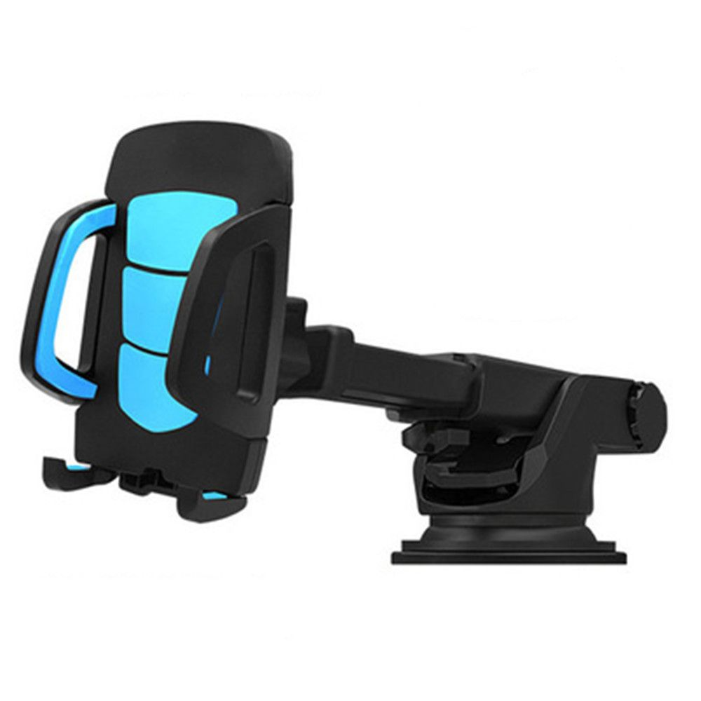 360 Degree Universal Car Mount Holder Windshield Dashboard Suction Cup Mobile Phone Stand for iPhone / Samsung / GPS