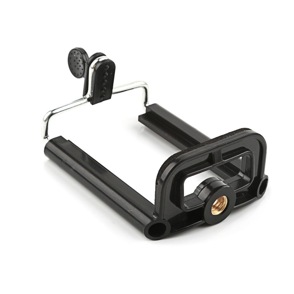 Tripod Stand with 1/4 inch Nut Screw Hole Selfie Stick for Phone Clip Camera Accessories