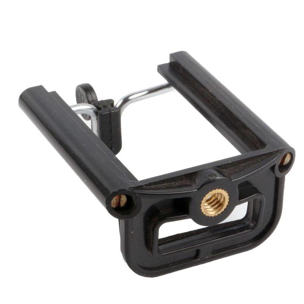Hot Universal Mobile Phones Phone Clip Clamp Rack U-Slot Bracket Selfie Bracket Tripod Accessories