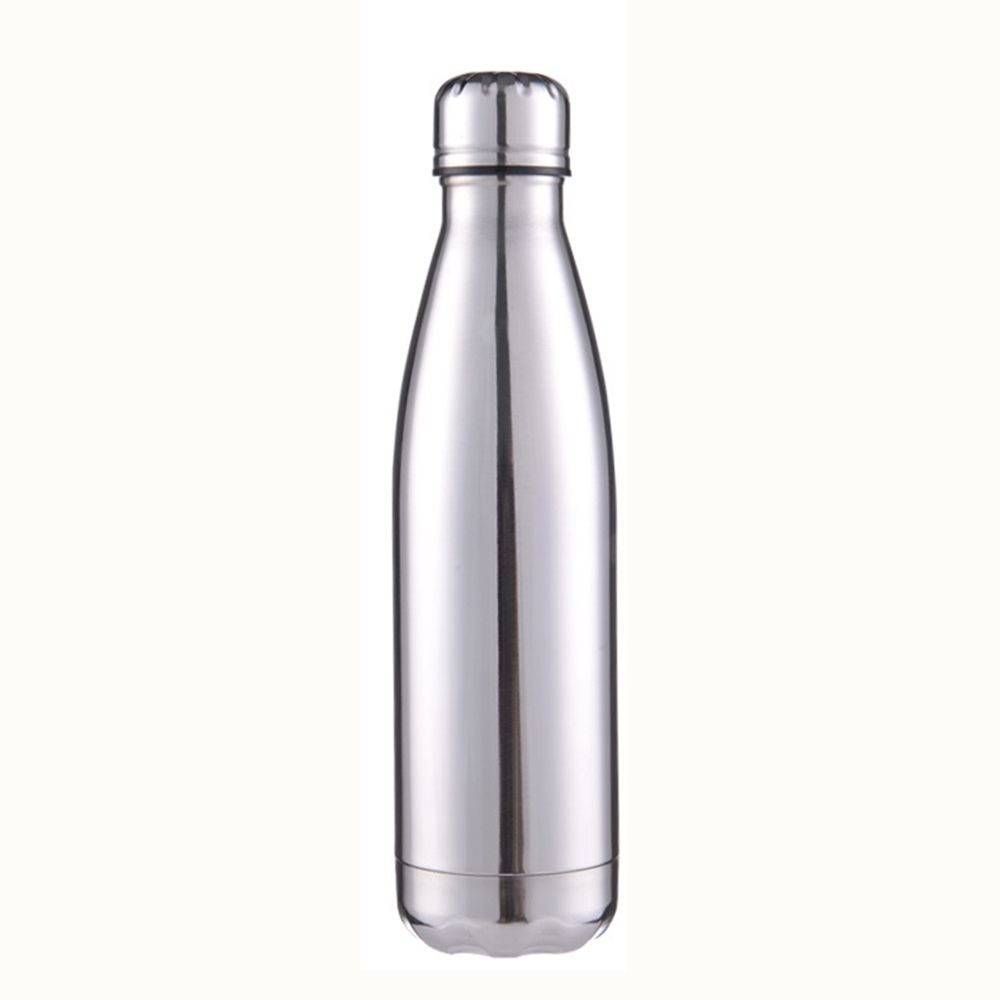 Fashion 4 Colors 500ML Stainless Steel Insulated Cup Coffee Tea Thermos Mug Thermal Bottle Thermocup Travel Drink Bottle