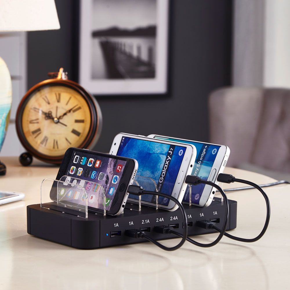 Multi Function Chager  8 USB Ports,Chaging Holder