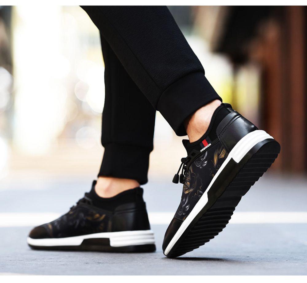 CROCODILE Sports Shoes Leisure Men's Shoes WFX00372012