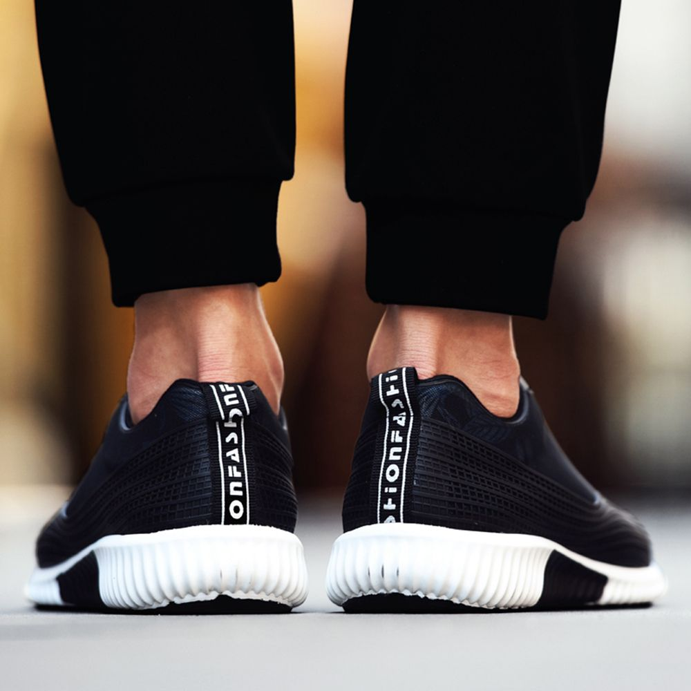 CROCODILE Flat Wear Non-Slip Recreational Men's Shoes WFX00372014