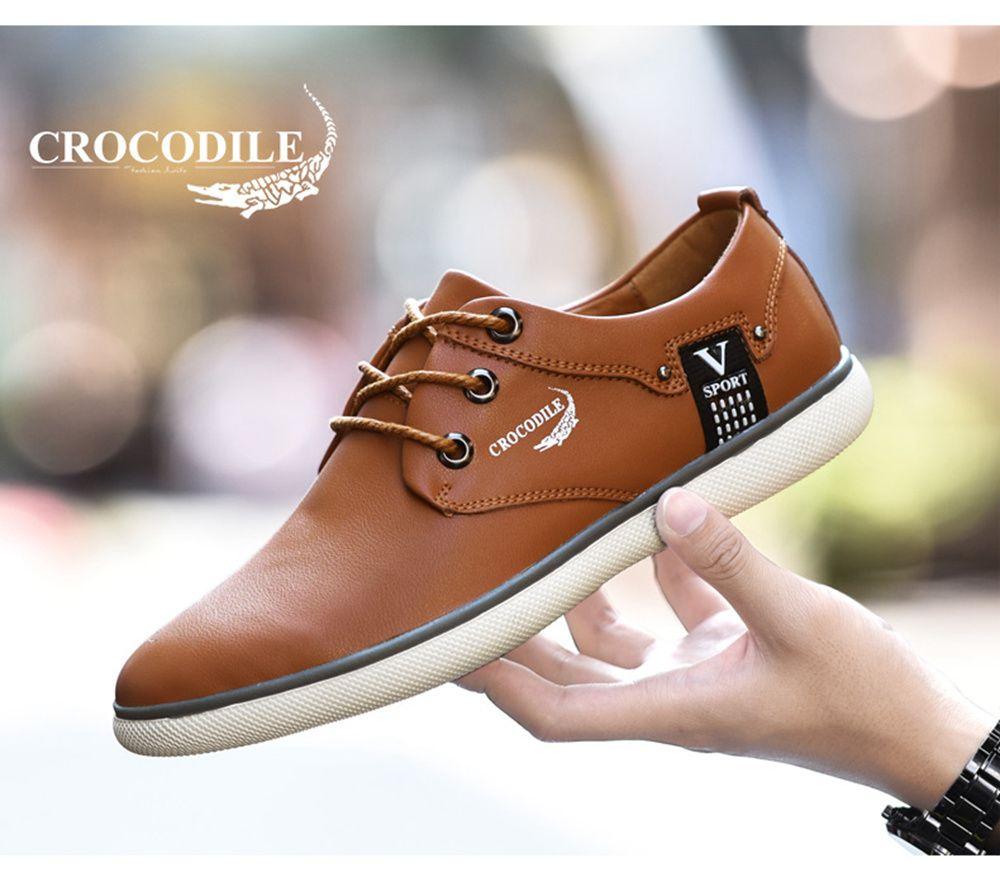 CROCODILE The New 2018 Recreational Shoe Male WFX00372022