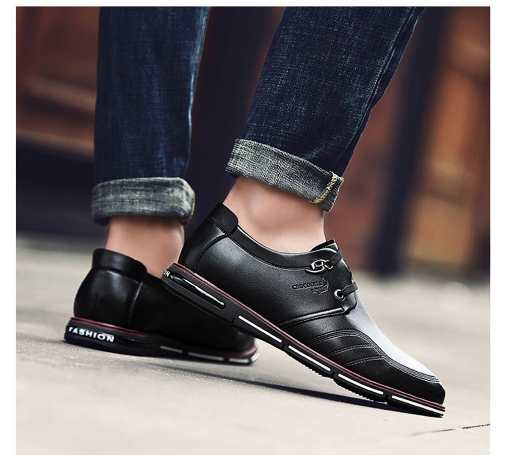 CROCODILE The New 2018 Men Casual Shoes WFX00372038