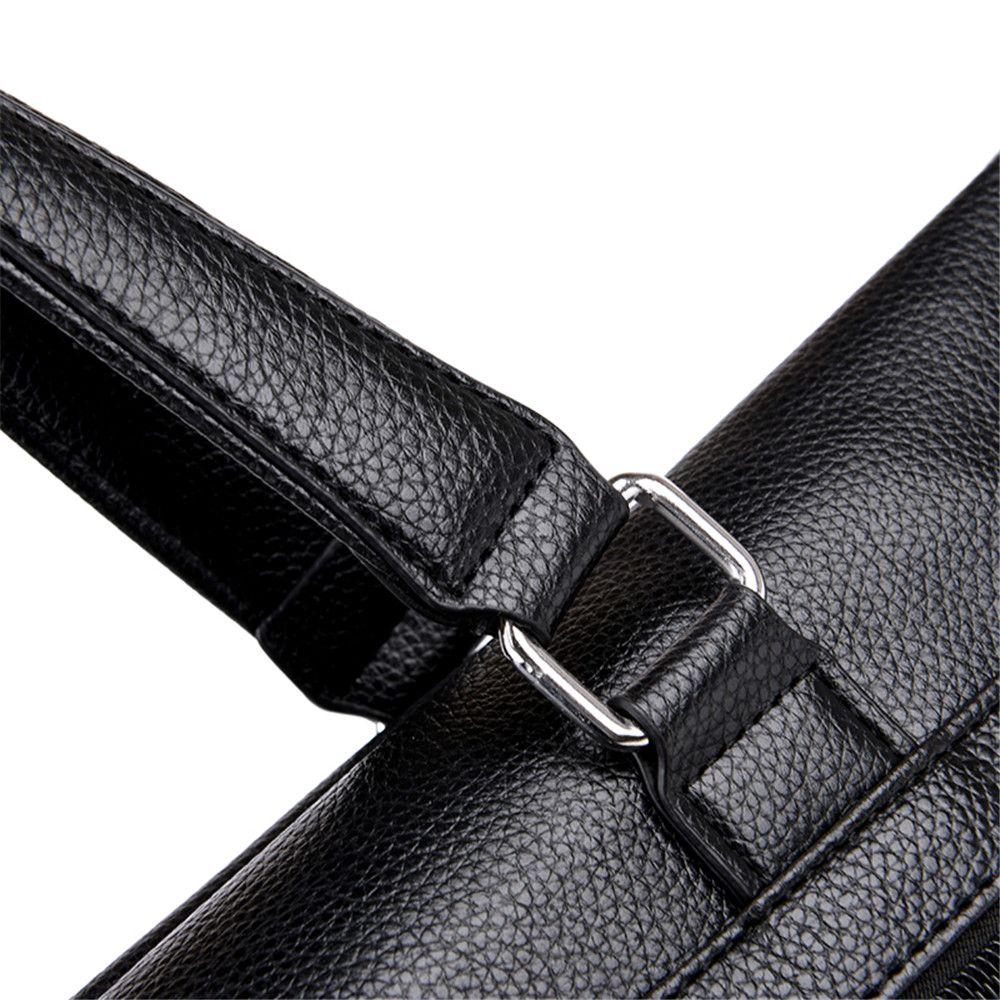 Men business large handbag