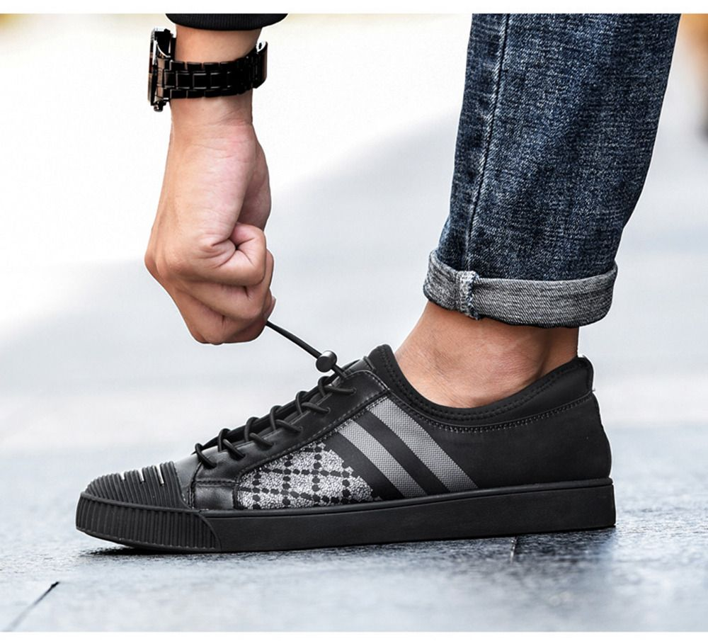 CROCODILE The New 2018 Men Casual Shoes WFX00372039