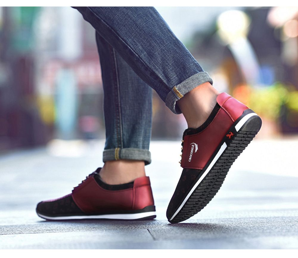 CROCODILE The New 2018 Men Casual Shoes WFX00372043