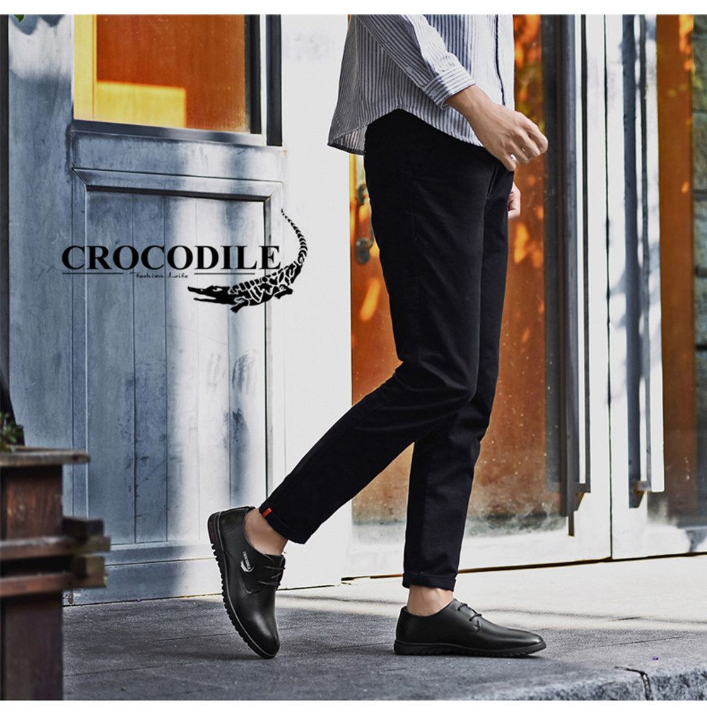 CROCODILE New Men Casual Shoes WFX00372050