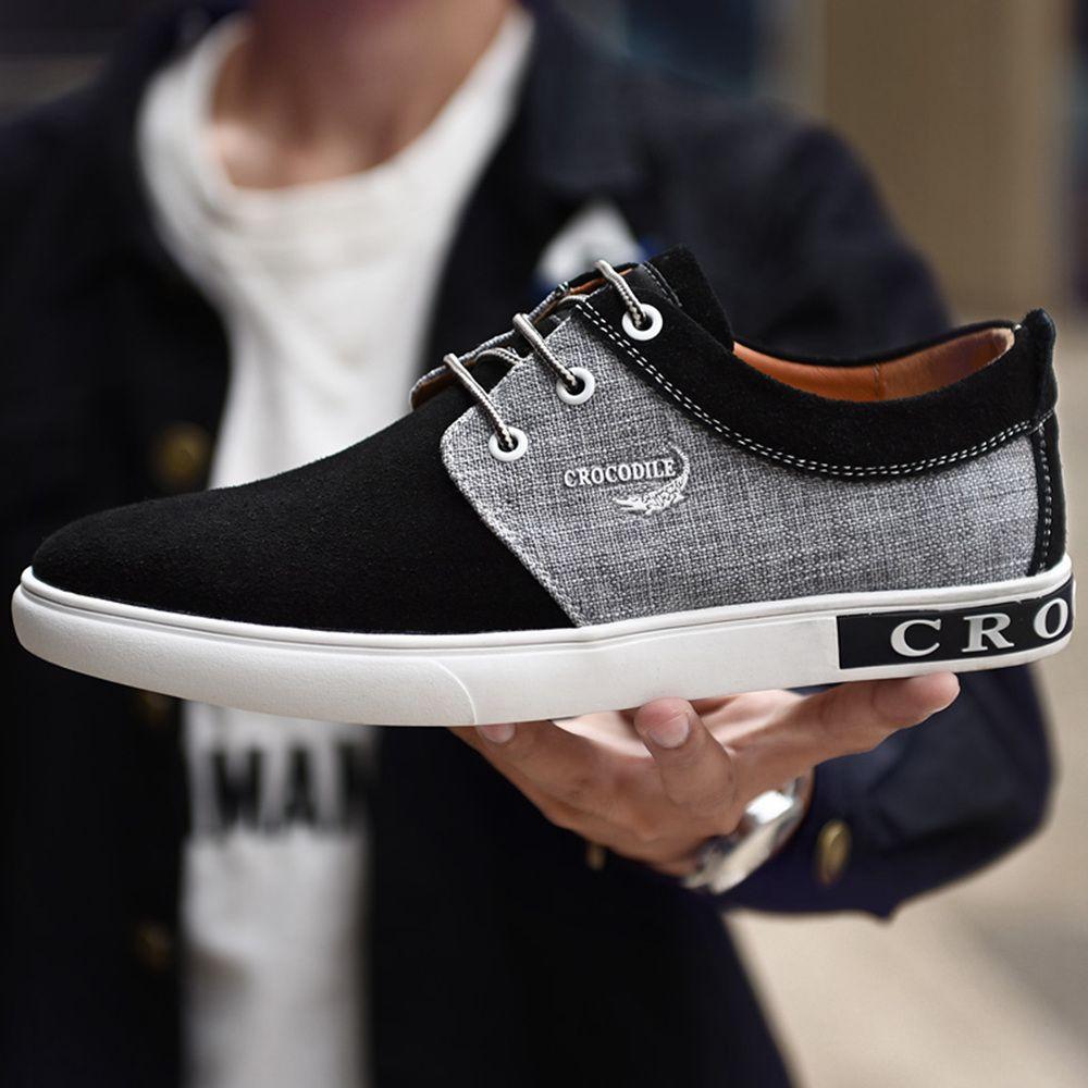 CROCODILE New Men Casual Shoes WFX00372058