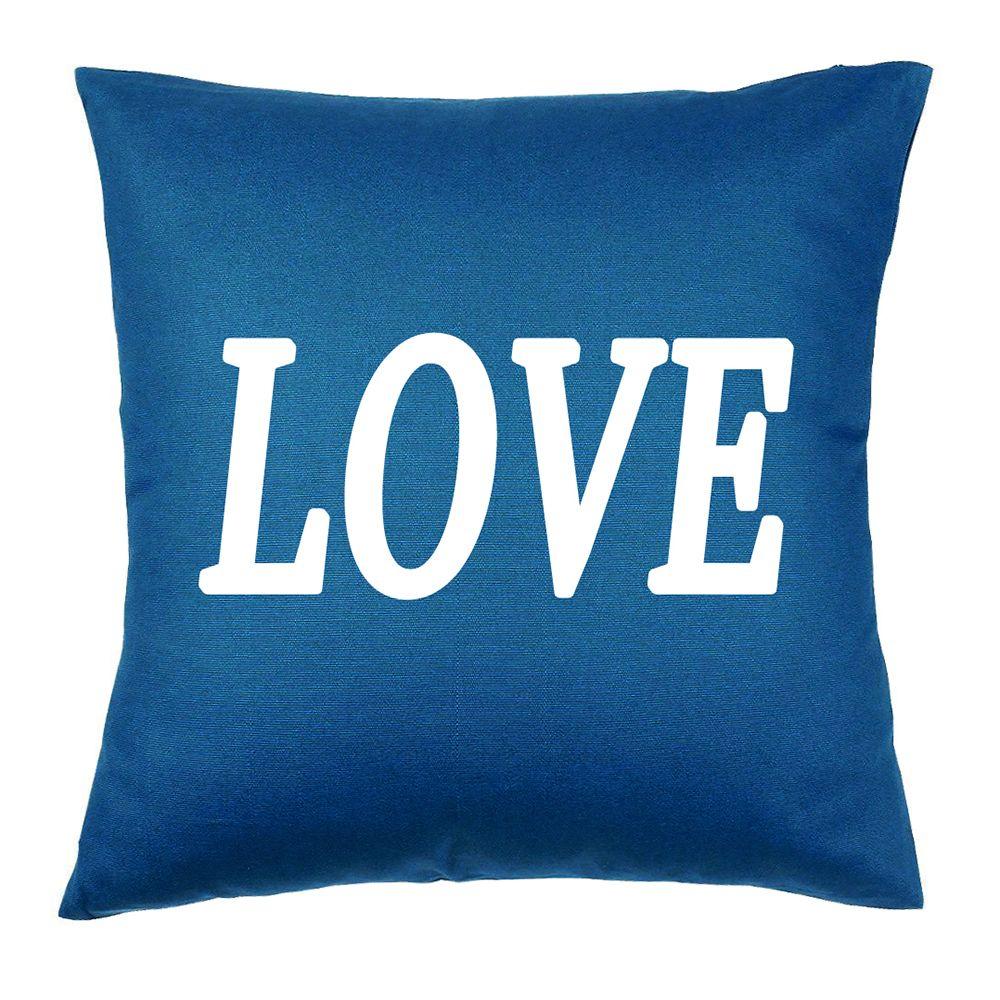 Confession Decorative Cotton Cushion Hug Pillowcase 16inchx16inch