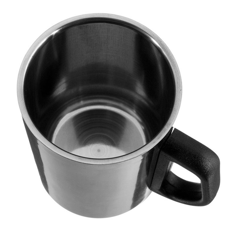 350ML/500ML Non-Magnetic Stainless Steel Insulated Thermal Tea Water Thermo Mug Double Layers Readily Insulated Thermo-C