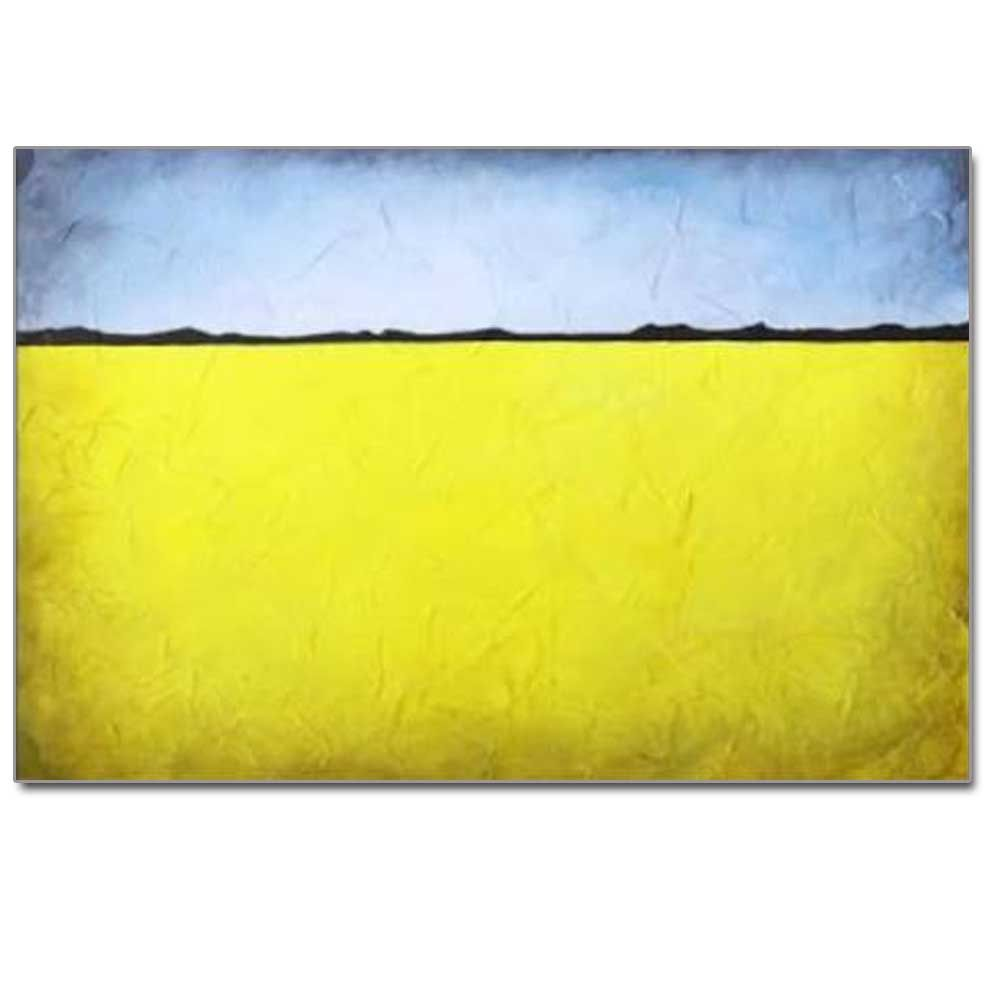 Hand Painted Abstract Oil Painting Living Room Home Wall Decoration