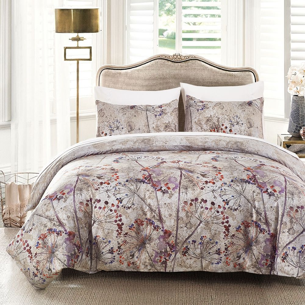 Printing Sanding Bedding Set in Vogue 02