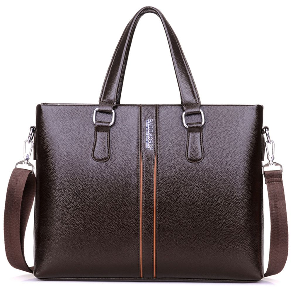 Business one shoulder inclined shoulder bag carrying the computer briefcase