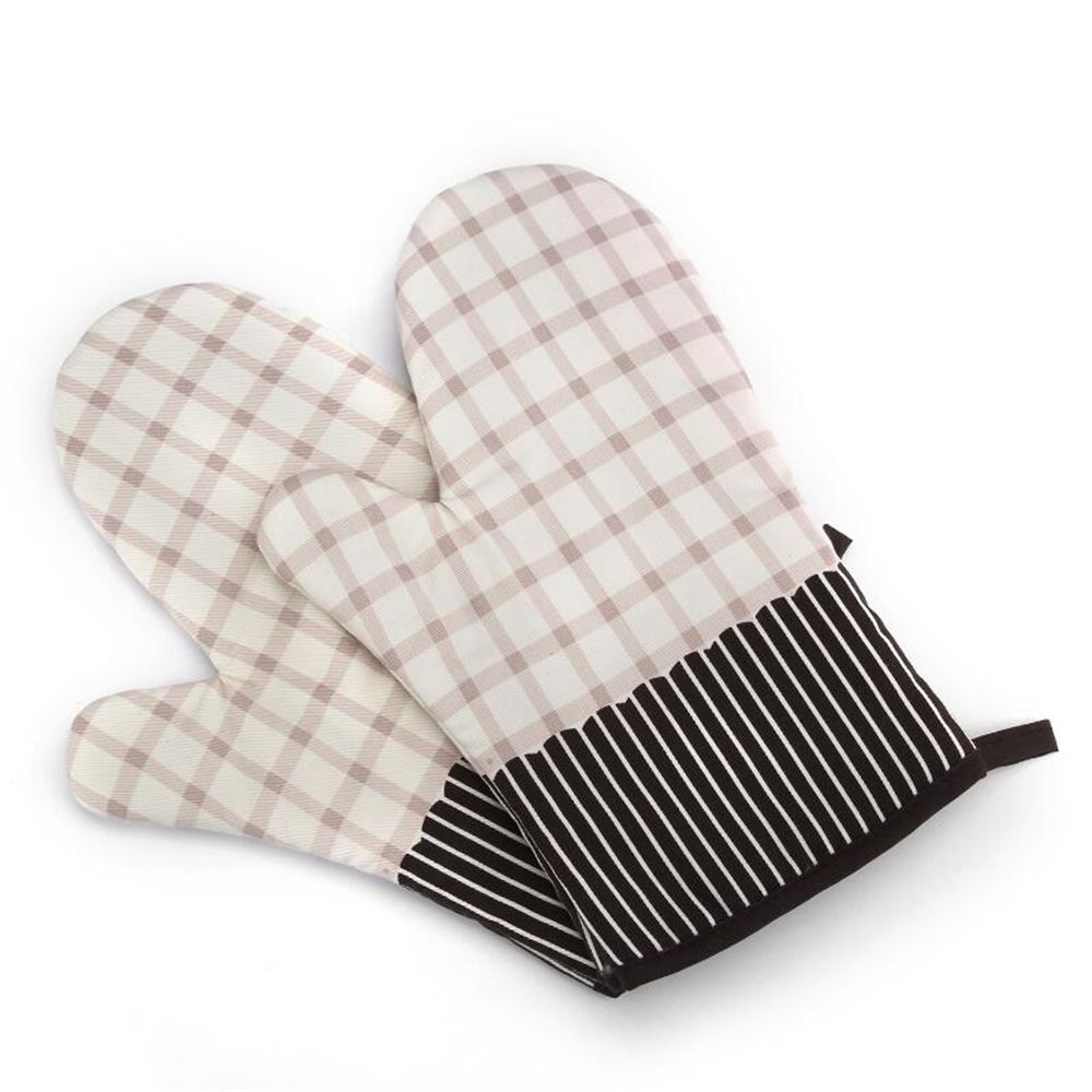 Mitt Baking Glove Heat Resistant Thick Silicon Kitchen Barbecue Oven Cooking Glove BBQ Grill Glove 1 Pcs