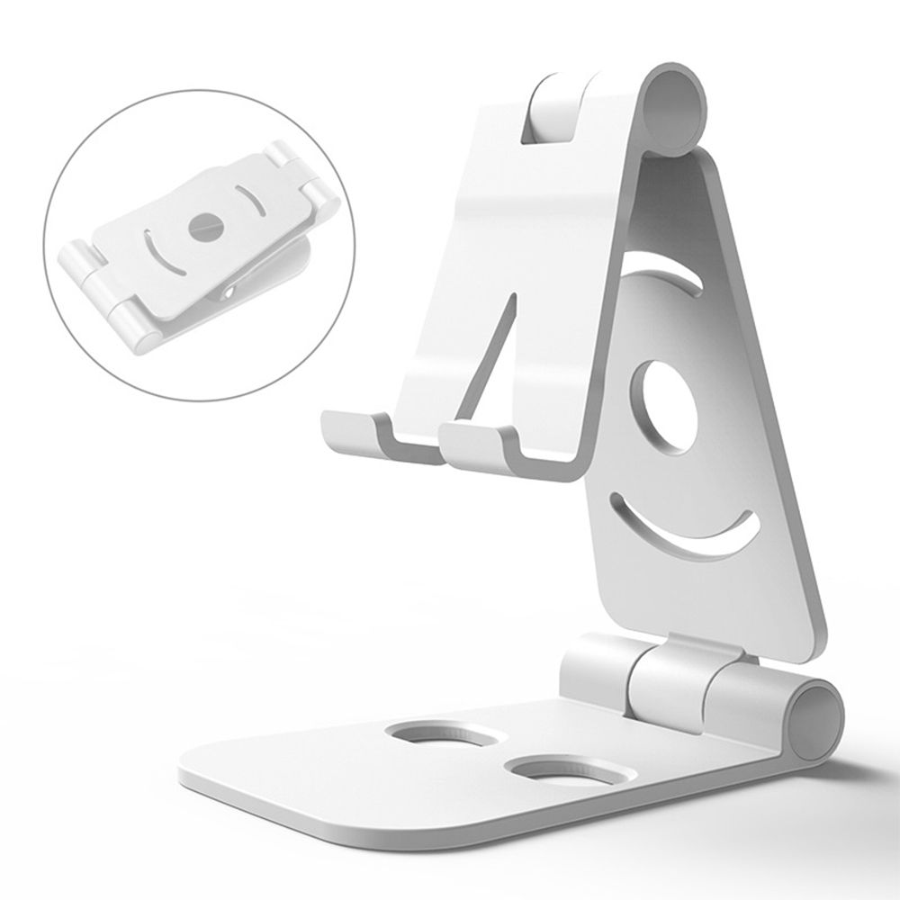 Dual Foldable Phone Stand Multi-Angle Cell Phone Tablet Stand for All Other Tablets Phones