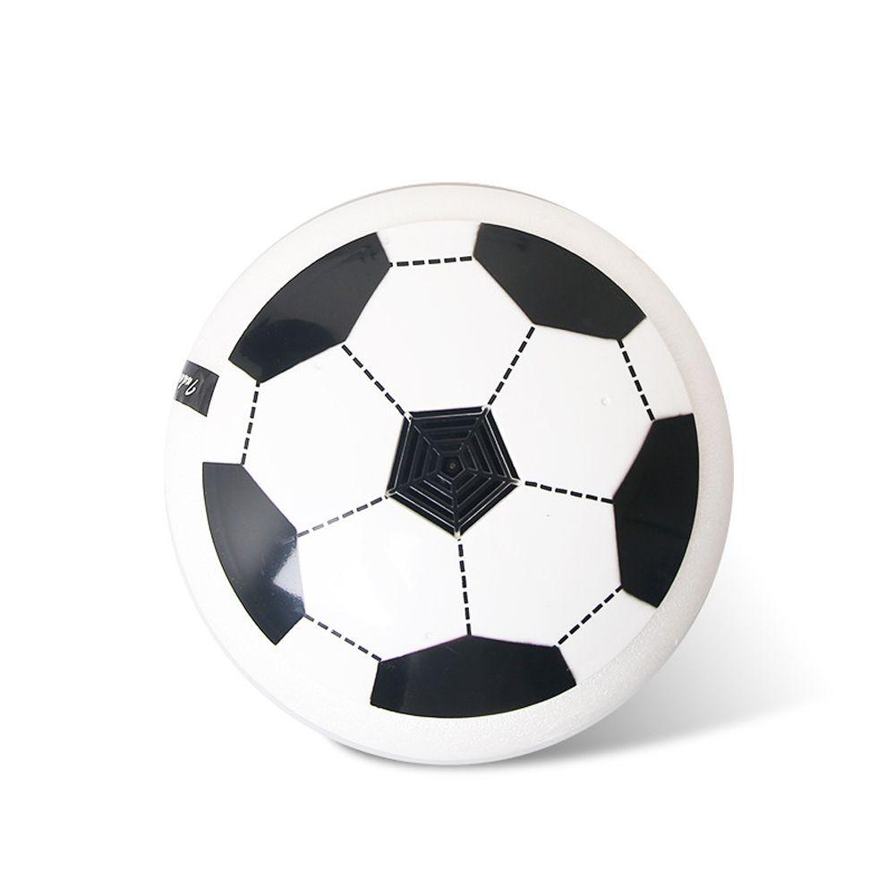 LED Light Air Power Soccer Football Glide Disk Float Disc Fun Kids Toys