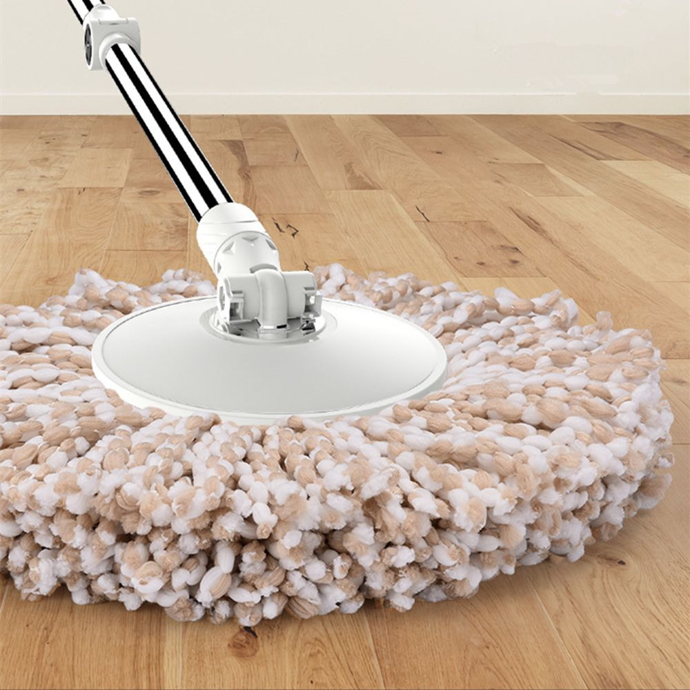 Stainless Steel Household Free Hand Wash Mop Mop Rotation