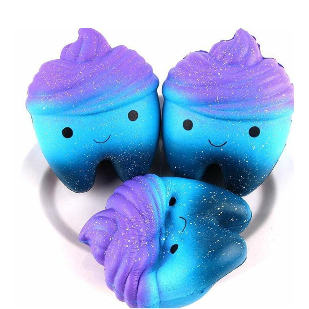 Cake Cream Scented Slow Rising Squishy Toy Stress Reducing Gift