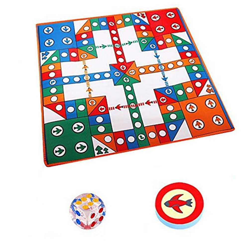 Flying Chess Game Blanket Parent-child Interaction Toy