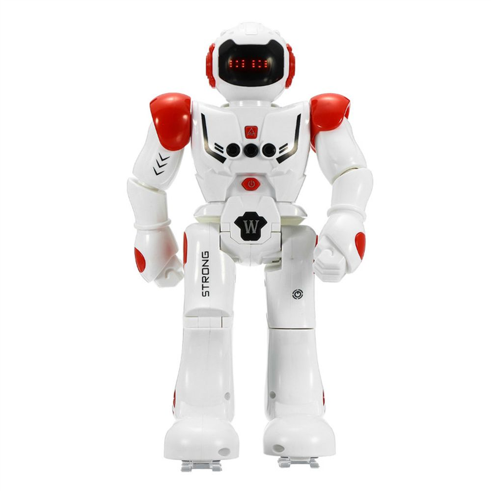 Gesture Sensor Intelligent Control Programming Dancing Walking Sing RC Robot Toy