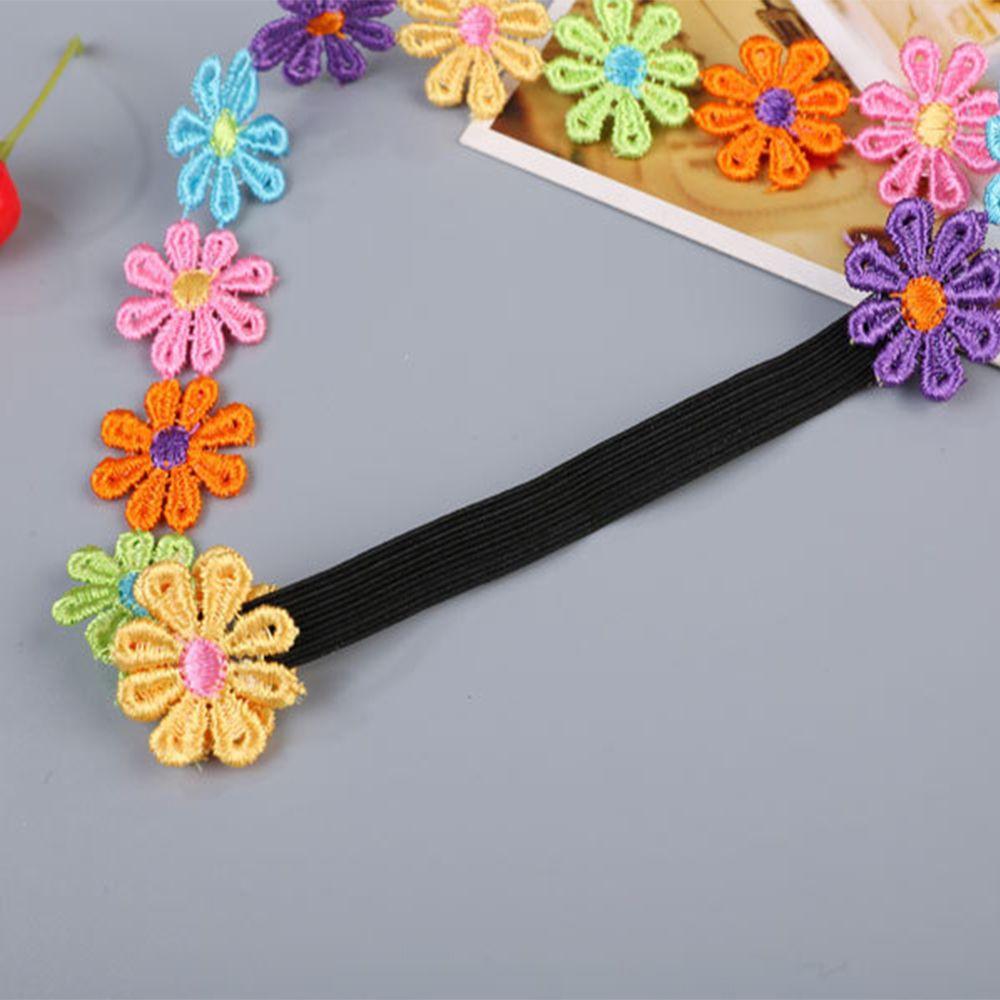 Colorful Petal Child Hair Band