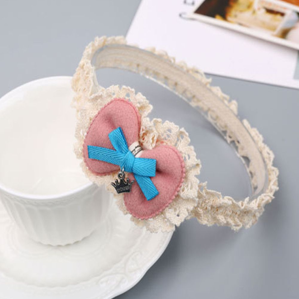 Korean Edition Bow-Tie Children Hair Band