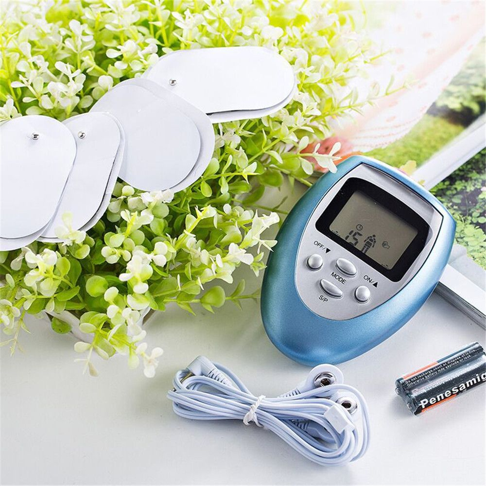 Slimming Massager Electrical Nerve Muscle Stimulator Digital physical therapy machine Physiotherapy Breast massage
