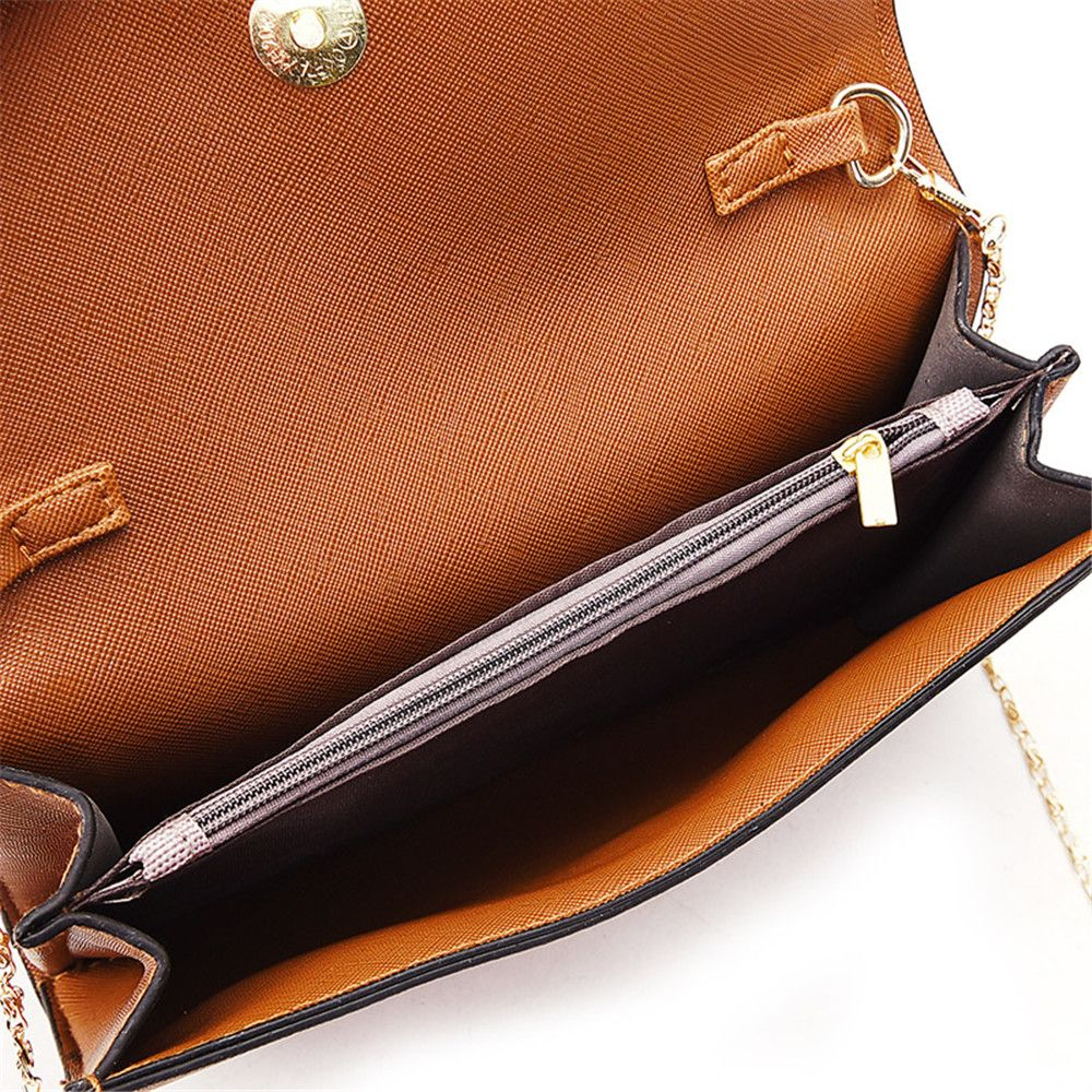 Simple Wild Hand Messenger Shoulder Large Capacity Handbags