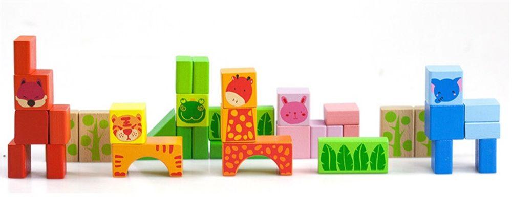 Children Early Childhood Education Big Block Toys