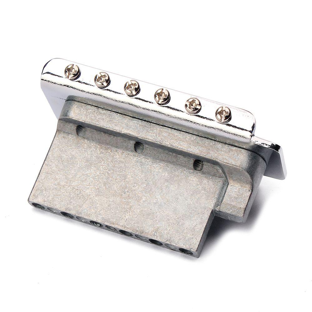 Metal Tremolo Bridge for Stratocaster Guitar