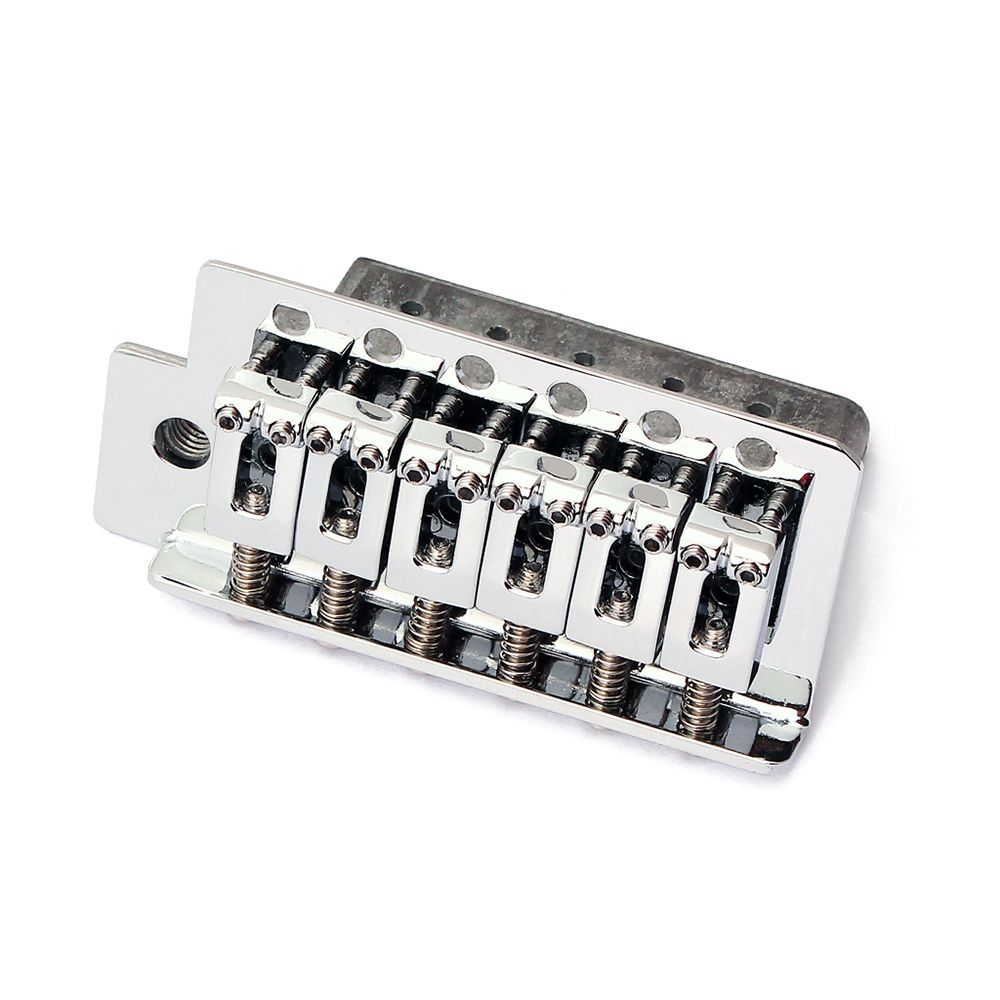 Electric Guitar Tremolo Bridge Single Locking System for Strat ST Style
