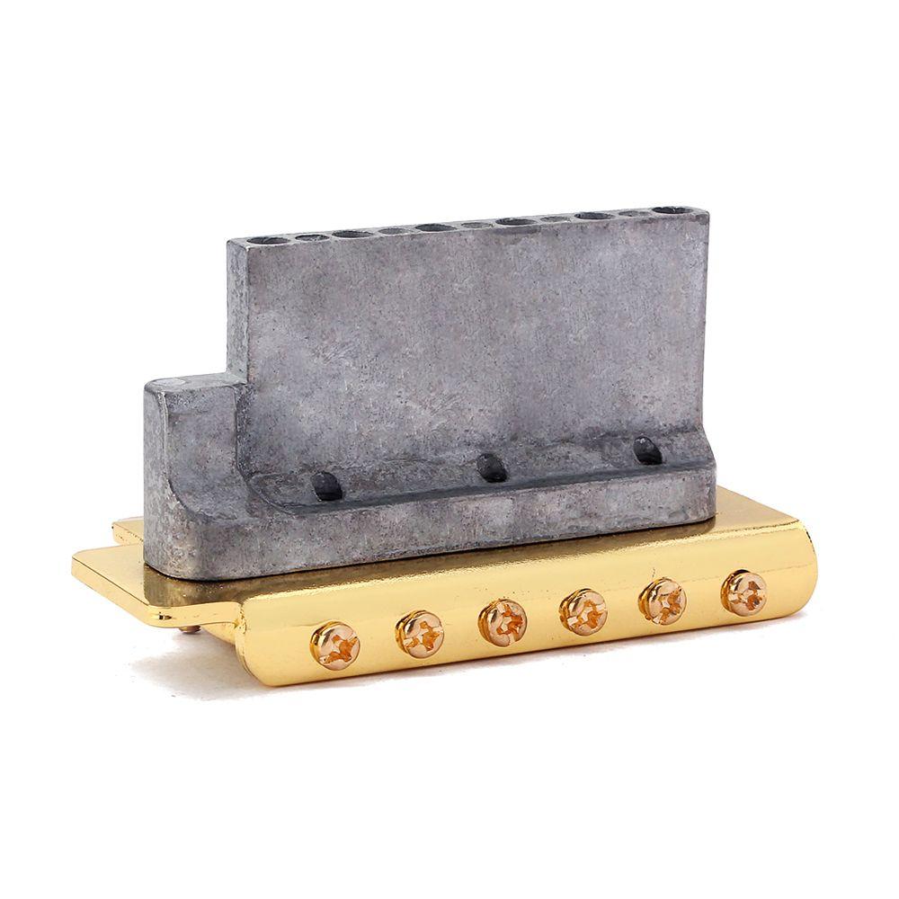 Electric Guitar Tremolo Bridge Single Locking System for Strat ST Style