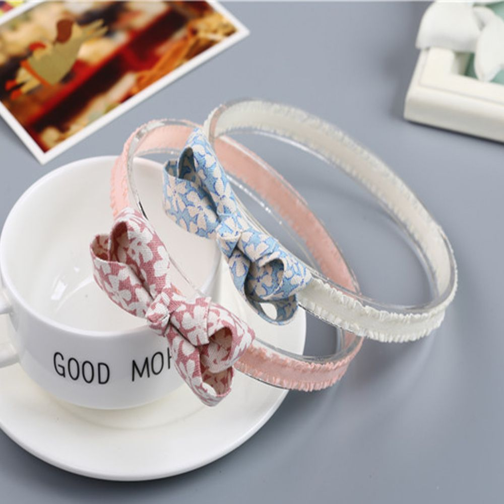 Fashionable Stereo Bowknot Hair Band