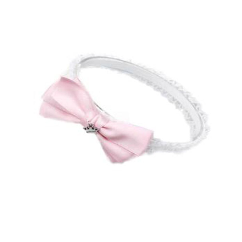 Crown Bow Tie Princess Hair Band