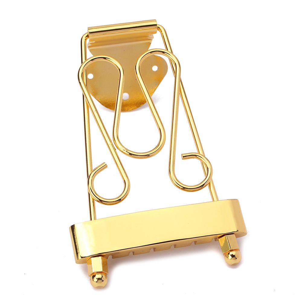 Trapeze Tailpiece for 6 String Archtop Jazz Guitar Parts