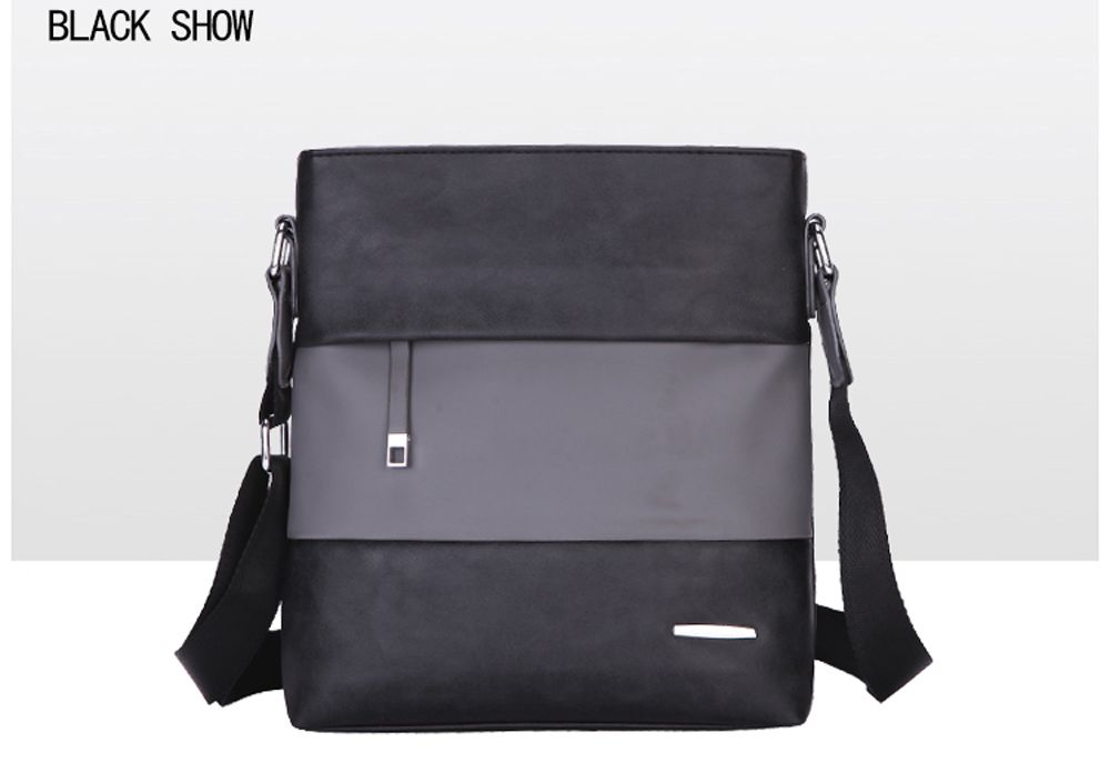 New Shoulder Bag Korean Casual Bag Shoulder Bag Sports Fashion Men'S Messenger Bag
