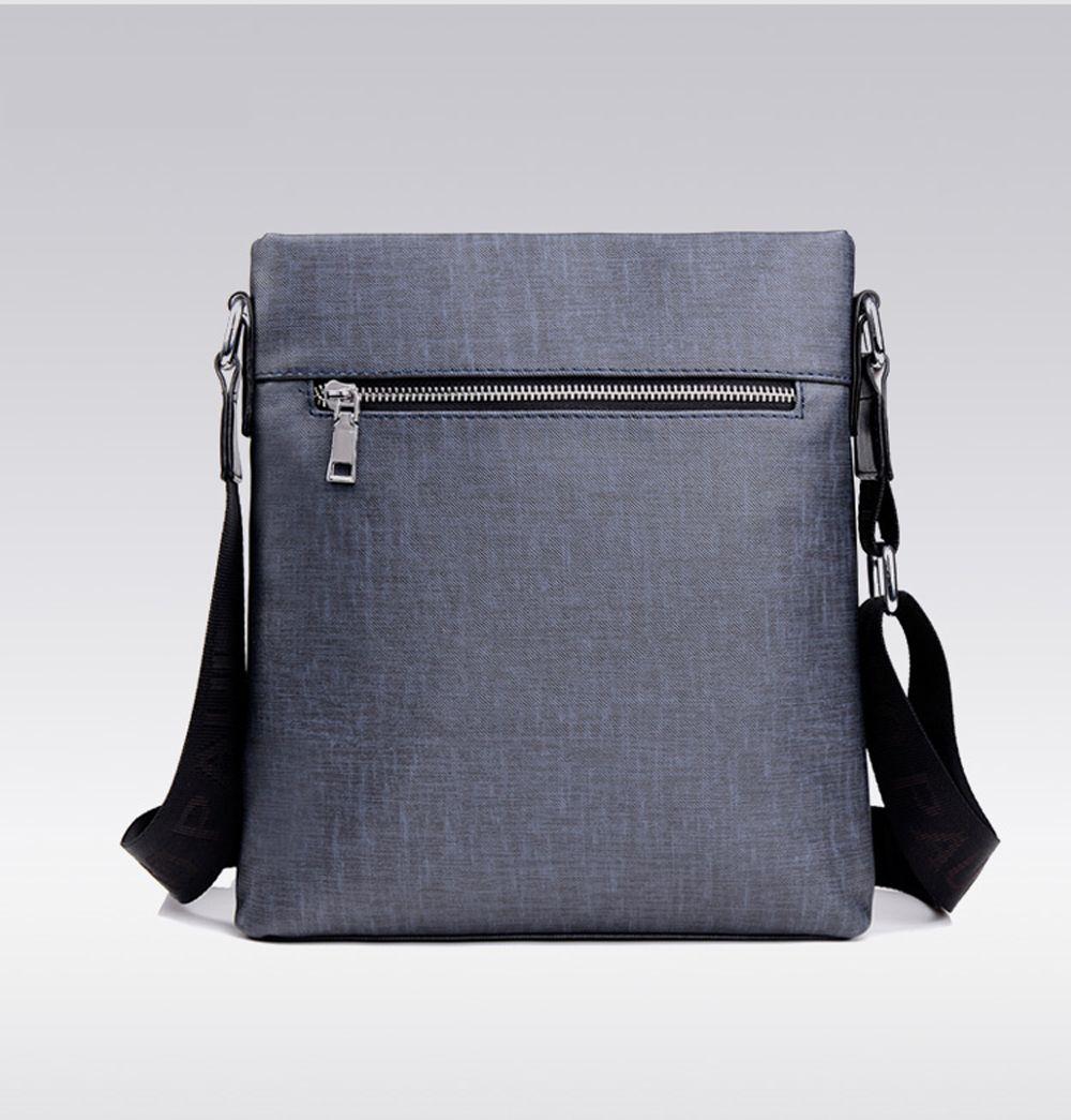 Men'S Bag Shoulder Casual Backpack Korean Messenger Outdoor