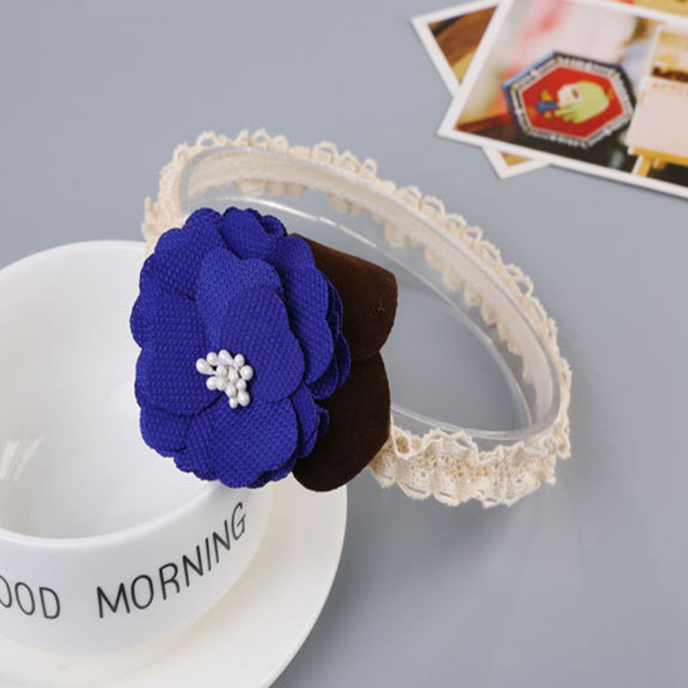 Fashion Flower Children Hair Band