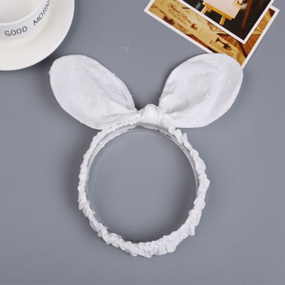 Pure Cotton Ear Rabbit Children Hair Band