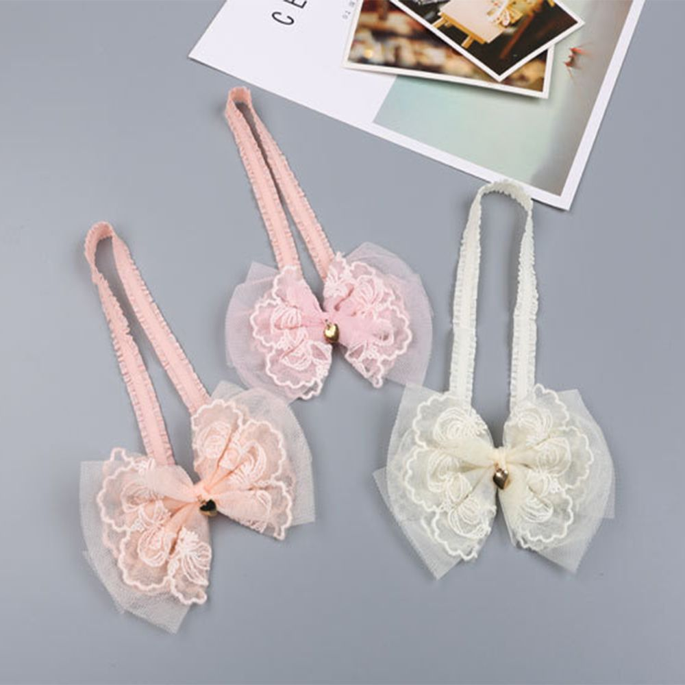 Lace Bowknot Children's Hair Band