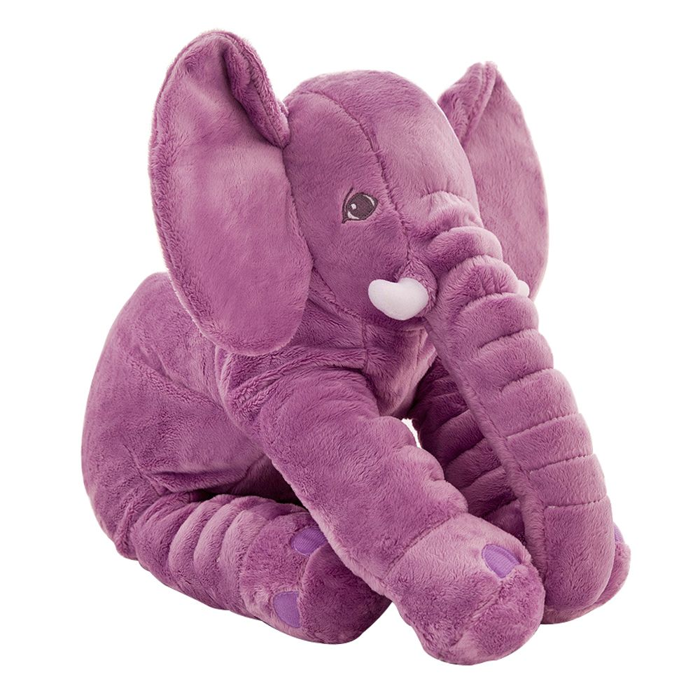 40cm Infant Soft Appease Elephant Playmate Calm Doll Baby Toy