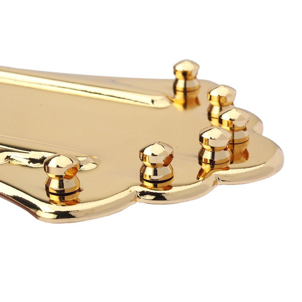 Jazz Guitar Bridge for Hollow Semi Electric Guitar