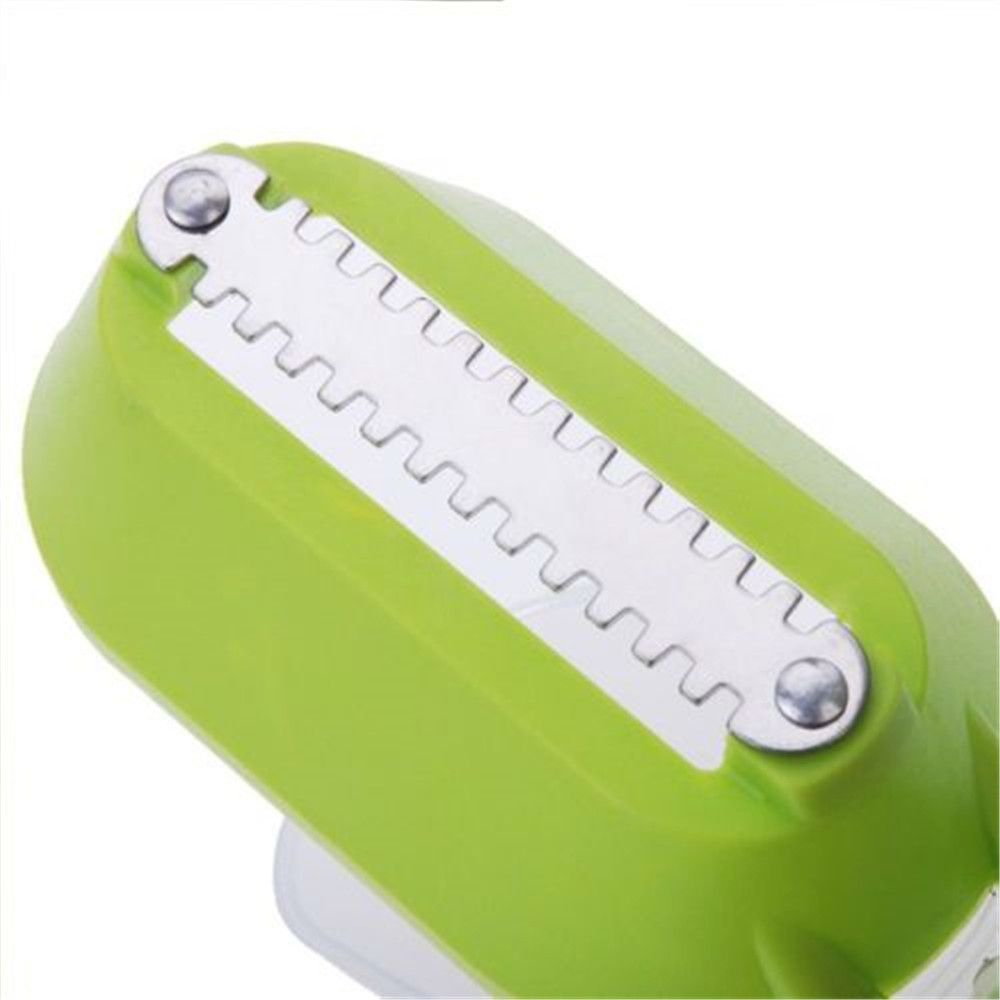 New Kitchen Tools Practical Fish Scaler Scraper Clam Opener Scale Scraper Kitchen