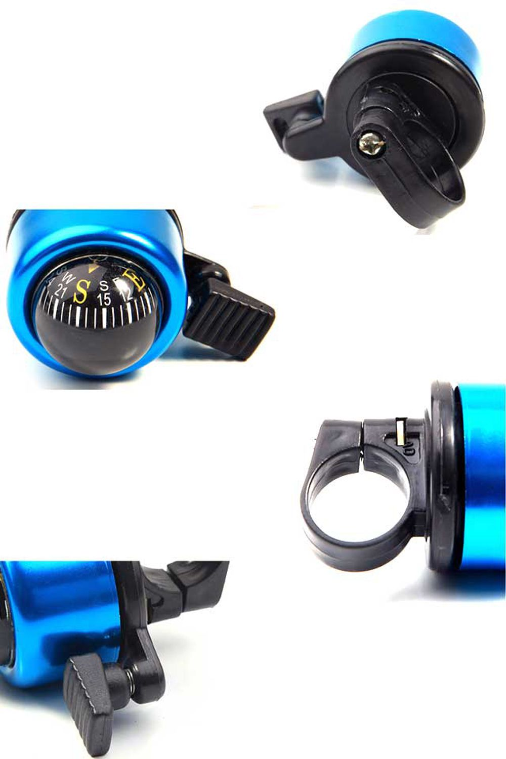 Mountain Bike Bell Bicycle Aluminum Alloy Horn