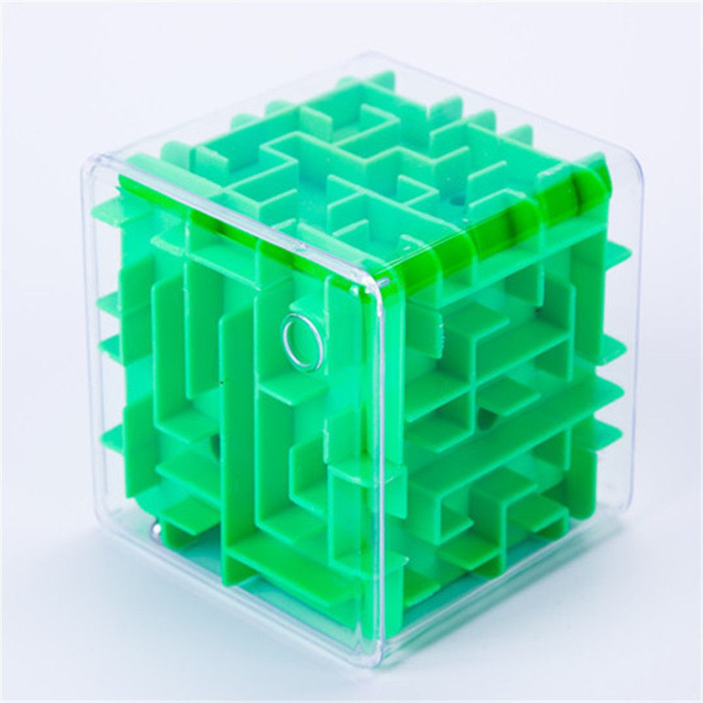 Handheld Labyrinth Walk Bead Toys