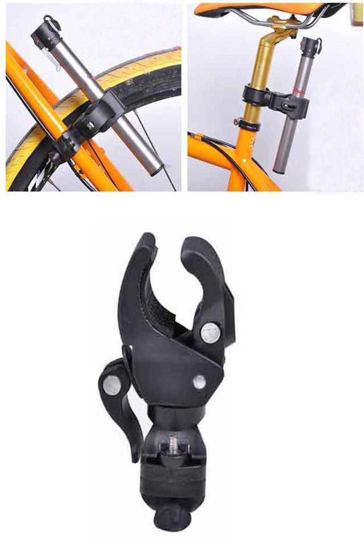 Bicycle Mountain Bike Flashlight Holder Fixed Bracket
