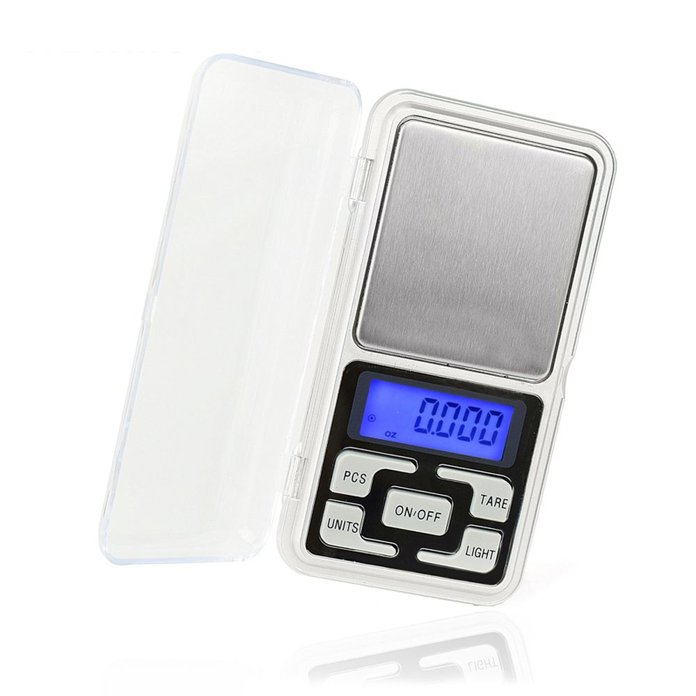 200G x 0.01g Mini Precision Digital Scales for Gold Bijoux Sterling Silver Scale Jewelry 0.01 Weight Electronic Scales